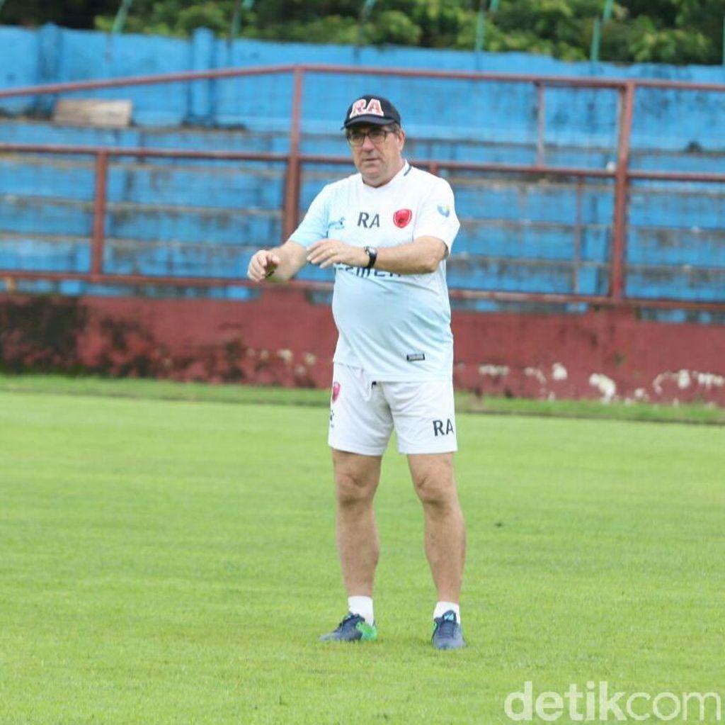Pelatih PSM: Jangan Ada Lagi Satu Wasit untuk Klub Itu Lagi, Itu Lagi
