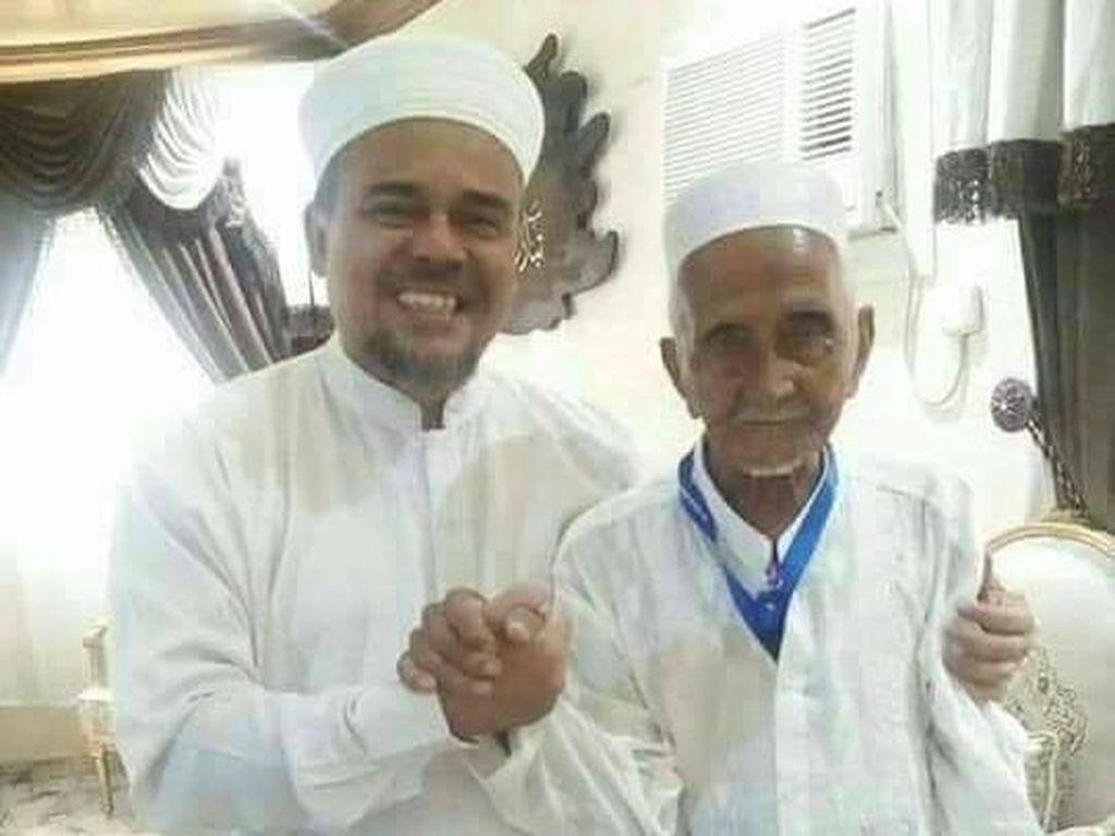 ACT: Bertemu Habib Rizieq, Nyak Sandang Difasilitasi Ketua FPI Aceh