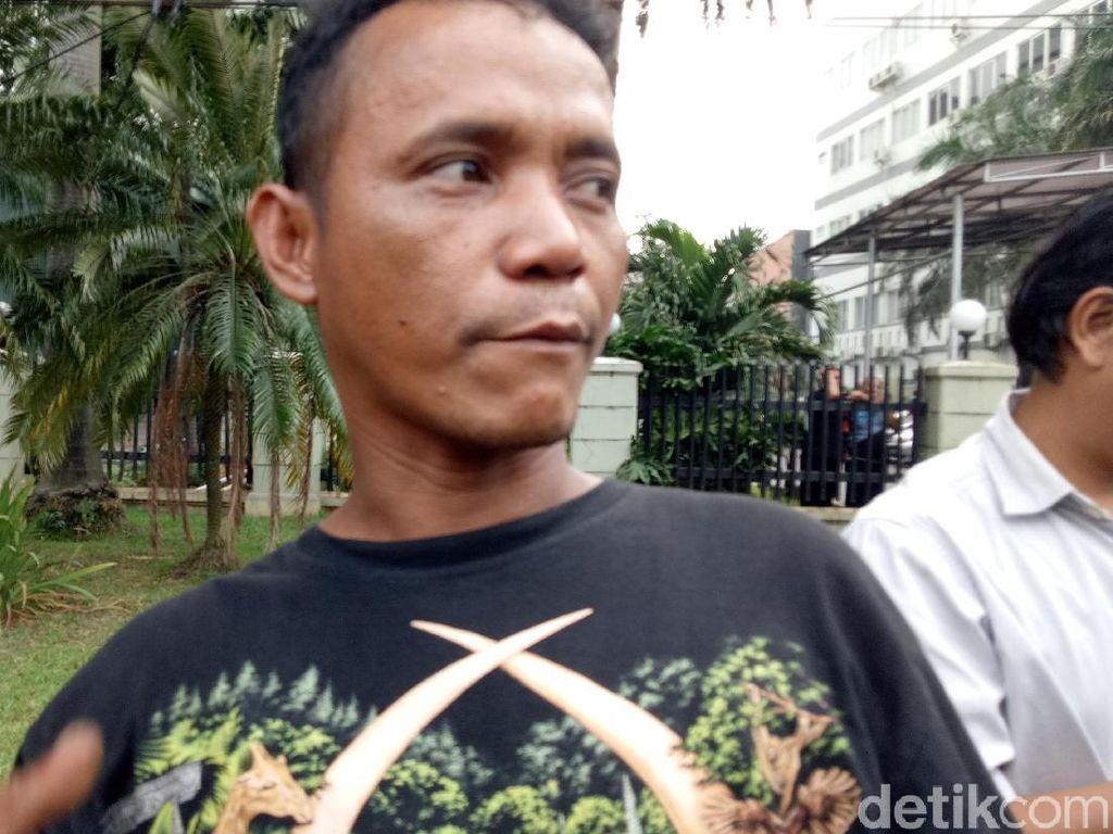 Saksi yang Lihat Benda Mencurigakan di Palmerah Dibawa Polisi