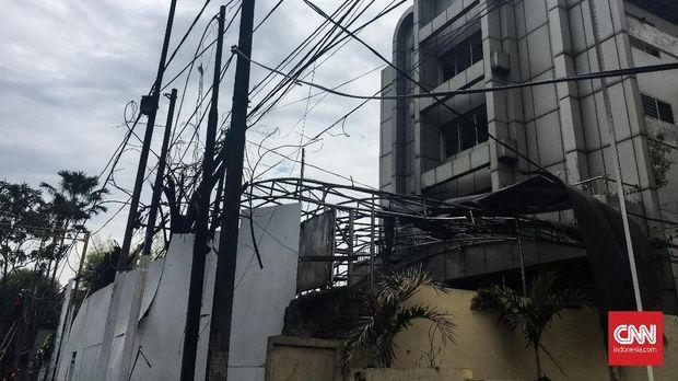 Salah satu tempat yang jadi korban terorisme bom Surabaya, Gereja Pantekosta Pusat Surabaya (GPPS), Jalan Arjuno, Surabaya.