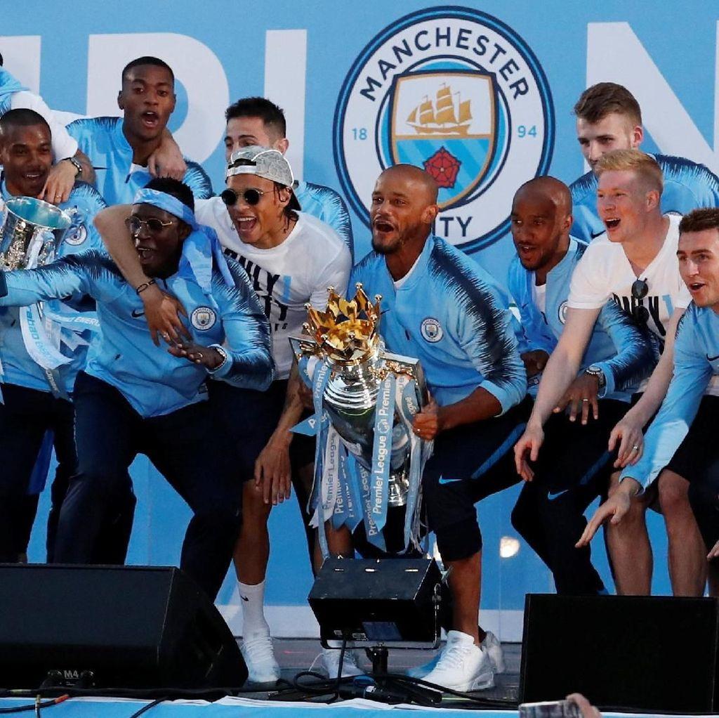 Sagna: City Akan Mendominasi Premier League Beberapa Tahun ke Depan