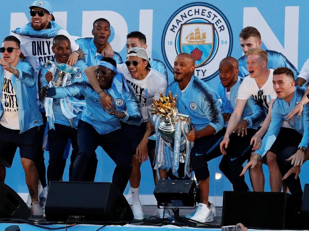 Manchester City yang Tak Normal