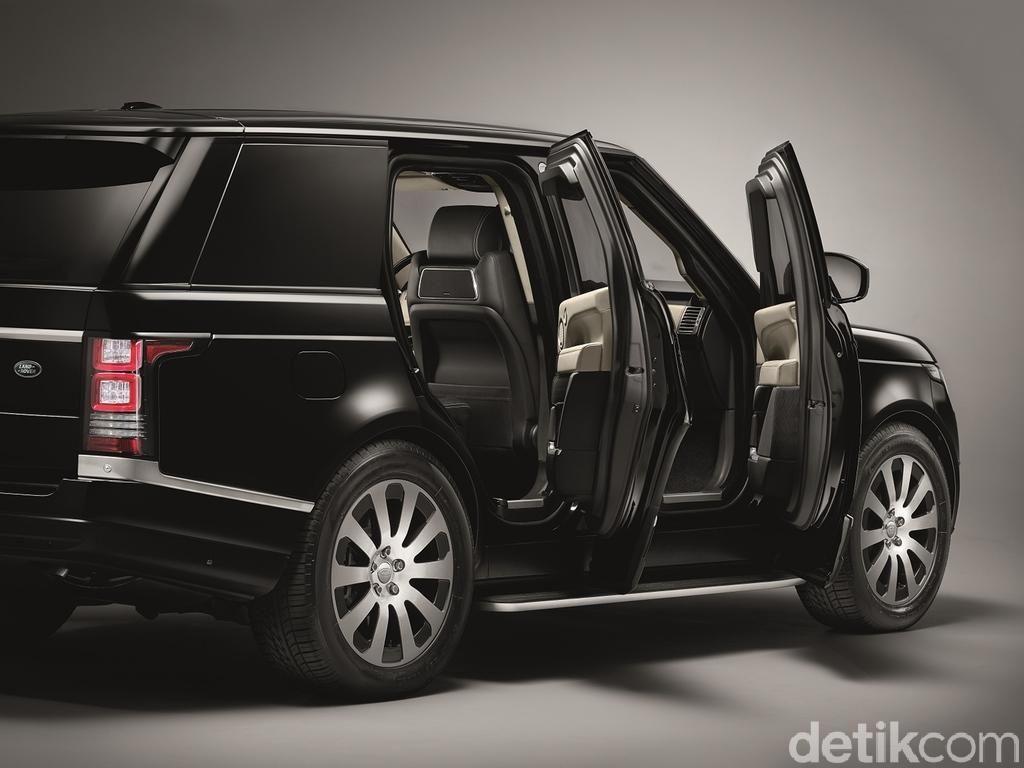 Di Indonesia Sudah Ada yang Pakai Land Rover Anti-peluru