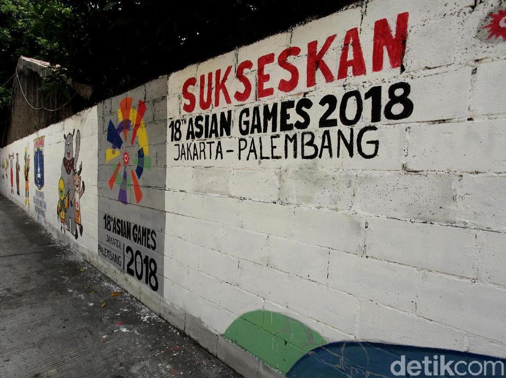 Menpora Minta Gubernur DKI Pertimbangkan Pajak Tiket Asian Games 2018