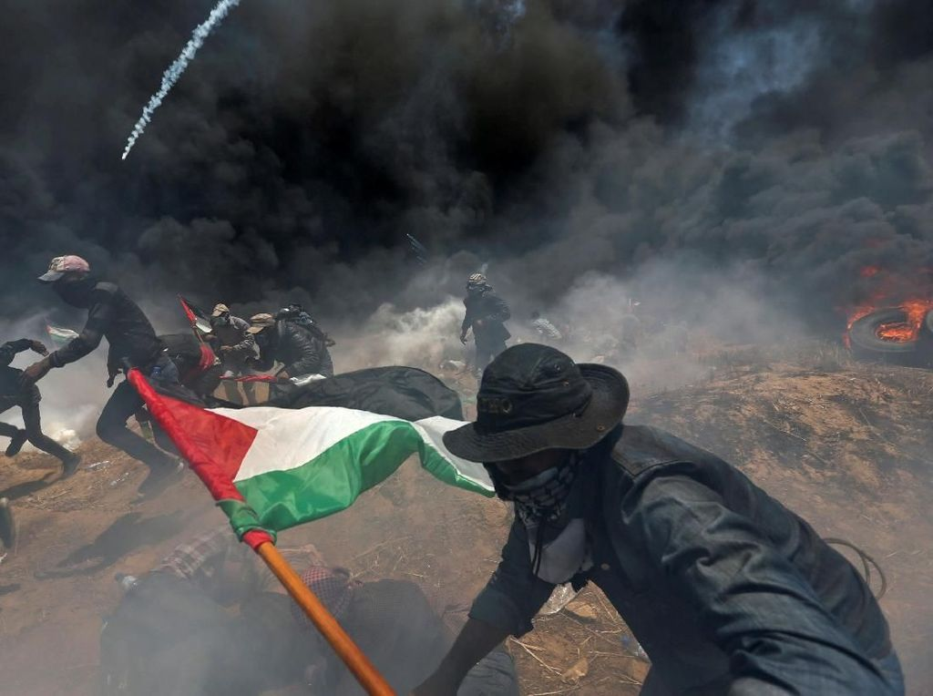 Kuwait Minta DK PBB Gelar Sidang Bahas Bentrokan Maut di Gaza