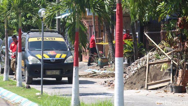 14 Teroris di Sidoarjo Diamankan, 6 Ditembak Mati