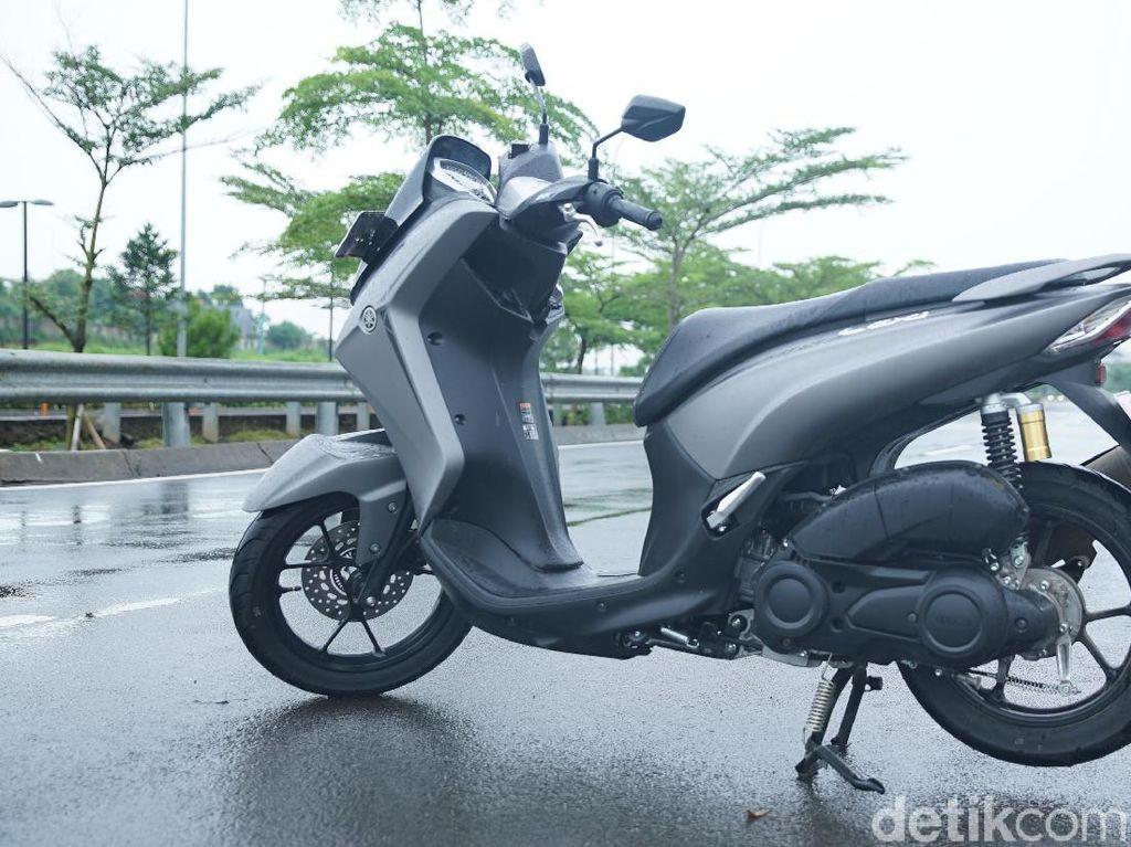 Mau Luncurkan Maxi 125 cc Selain Lexi, Yamaha?