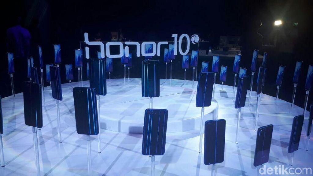 Penampakan Honor 10 yang Menggoda Lewat Kecantikan dalam AI