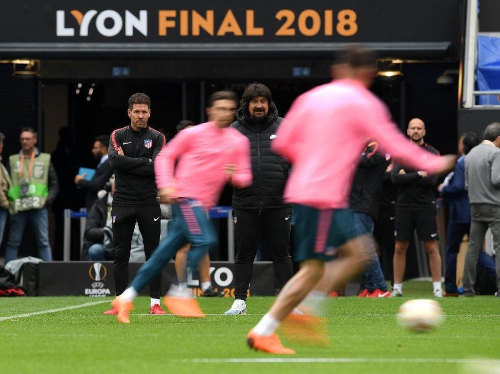Atletico Dibayangi Kegagalan di Dua Final Eropa Terakhir