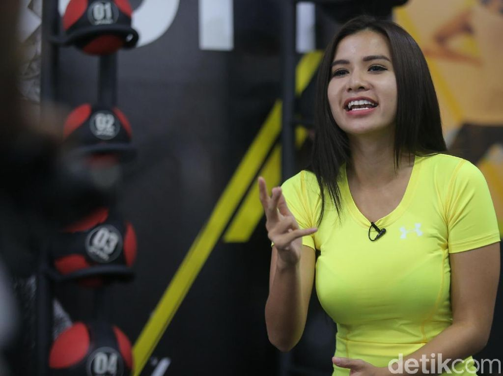 Video Couple Workout Maria Vania Ramai Dibahas, Disebut Pemersatu Bangsa