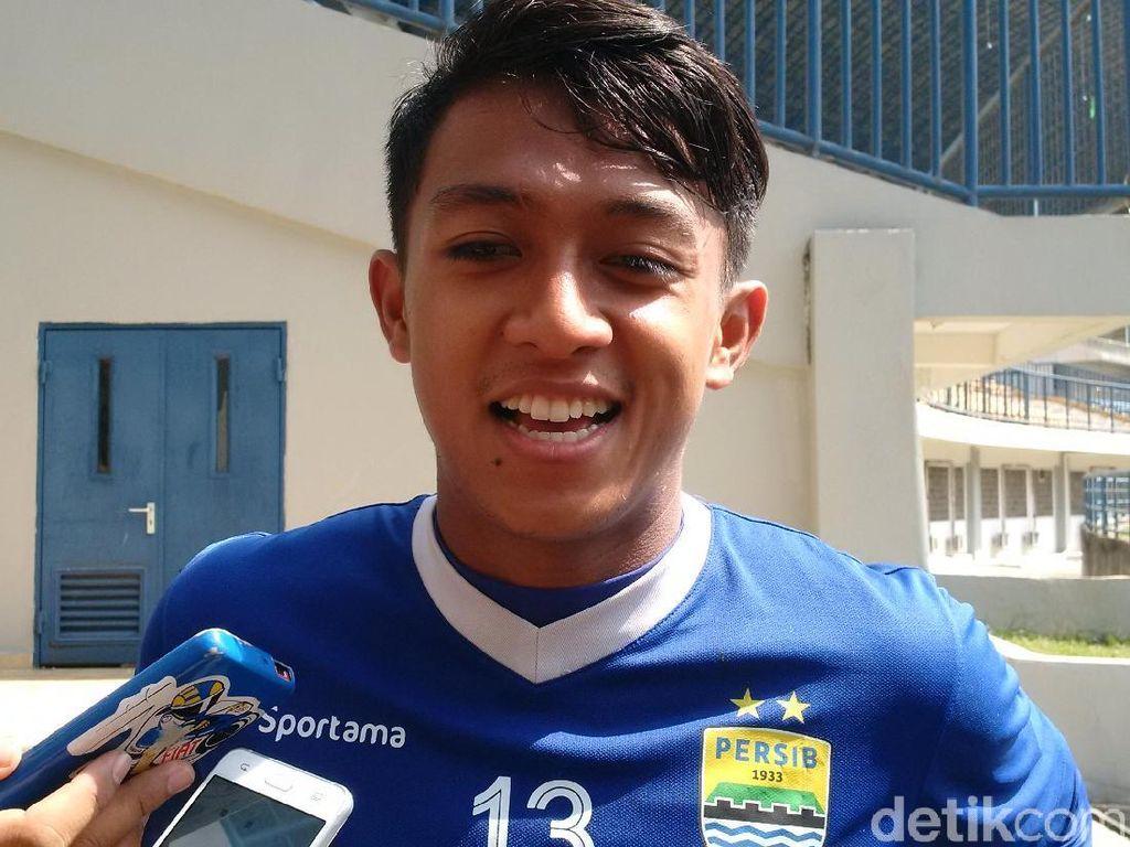 Persib Bandung Sumbang Satu Pemain ke Timnas Indonesia Senior