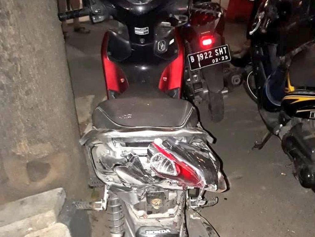 Kecelakaan Motor di Jakarta Selatan, Pengemudi Tewas