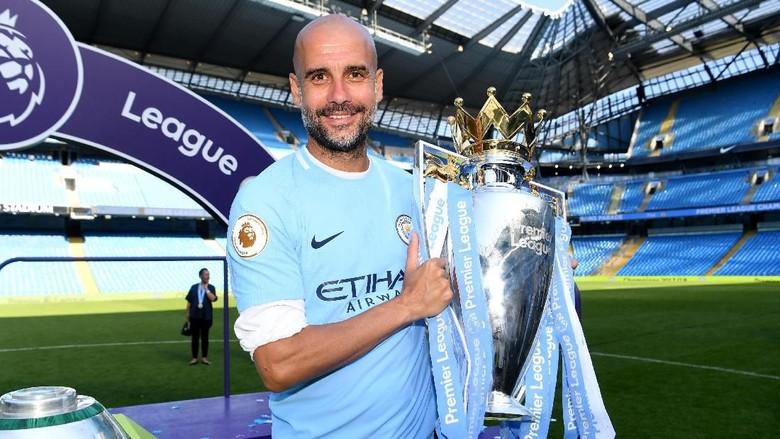 Guardiola Pilih Juara Premier League Lagi ketimbang Liga Champions