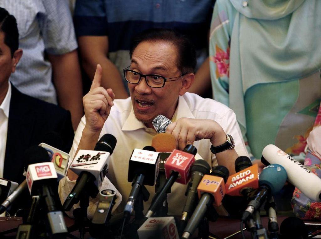 Anwar Ibrahim: Saya Maafkan Najib Tapi Dia Harus Jelaskan ke Rakyat