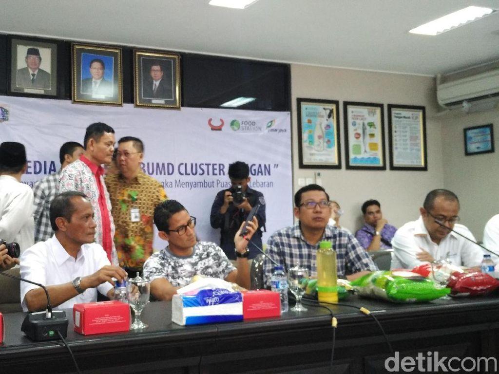 Pemprov DKI akan Gelar Bazar di 44 Pasar untuk Stabilkan Harga