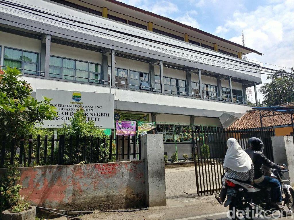 Heboh SD Ciumbuleuit Bandung Tutup Foto Jokowi-JK, Ini Faktanya