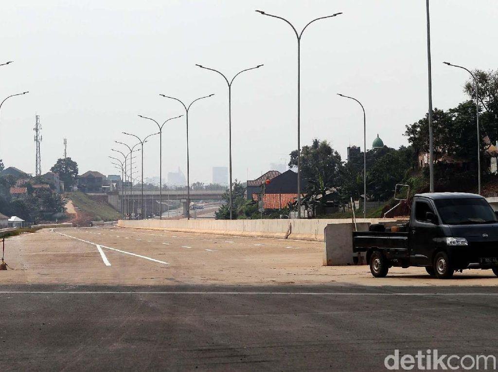 Ada Tol Desari, Sawangan-Jakarta Cuma 20 Menit