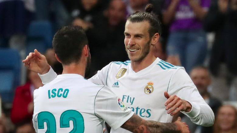 Ronaldo Tak Masuk, Ini Para Penembak Jarak Jauh Madrid di Liga