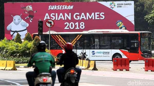 Erick Thohir: Teror Bom Tak Pengaruhi Peserta Asian Games 2018