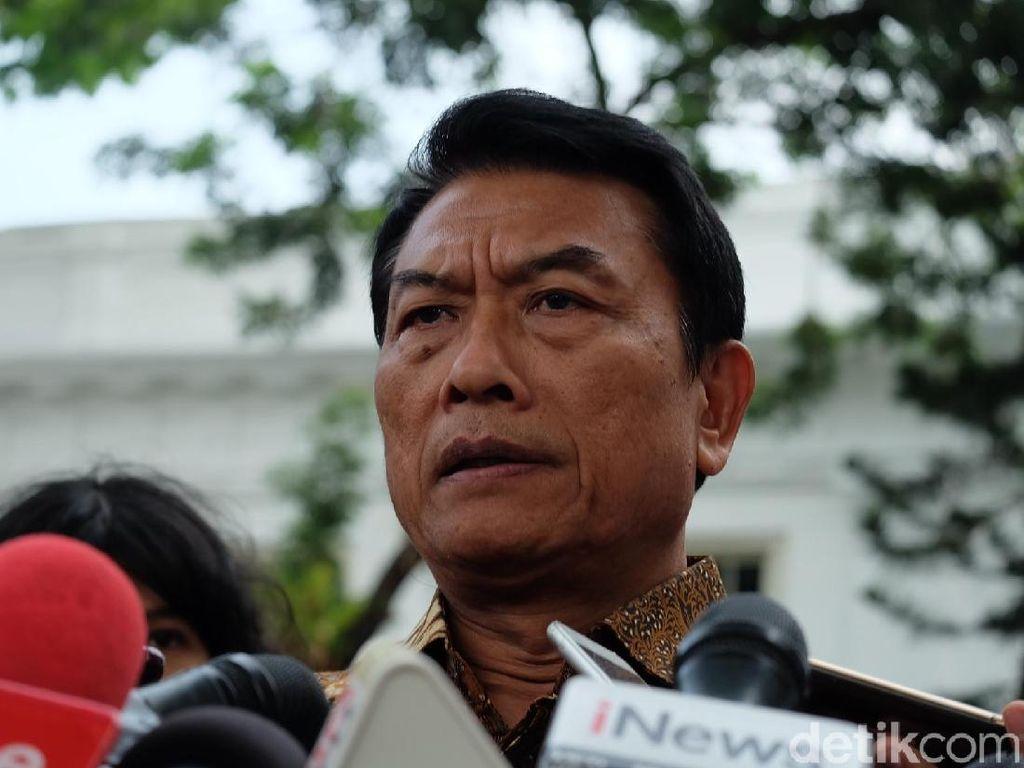 Prabowo Sebut 99% Rakyat Hidup Pas-pasan, Moeldoko Balik Tanya Ini