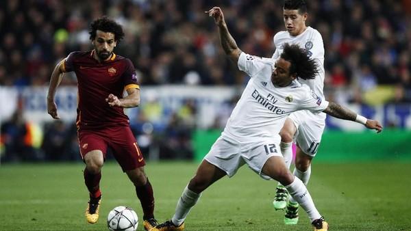 Marcelo Takut dengan Salah