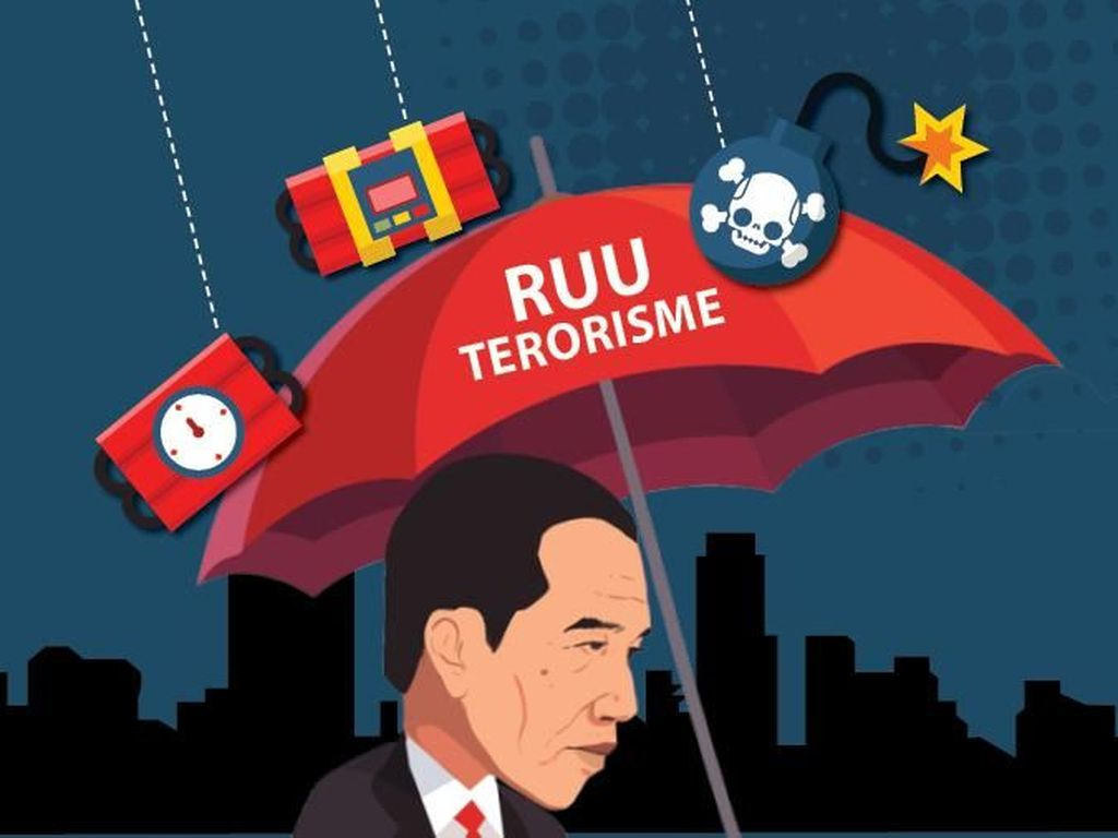 Nasib RUU Terorisme Pasca 6 Teror dan Ancaman Jokowi