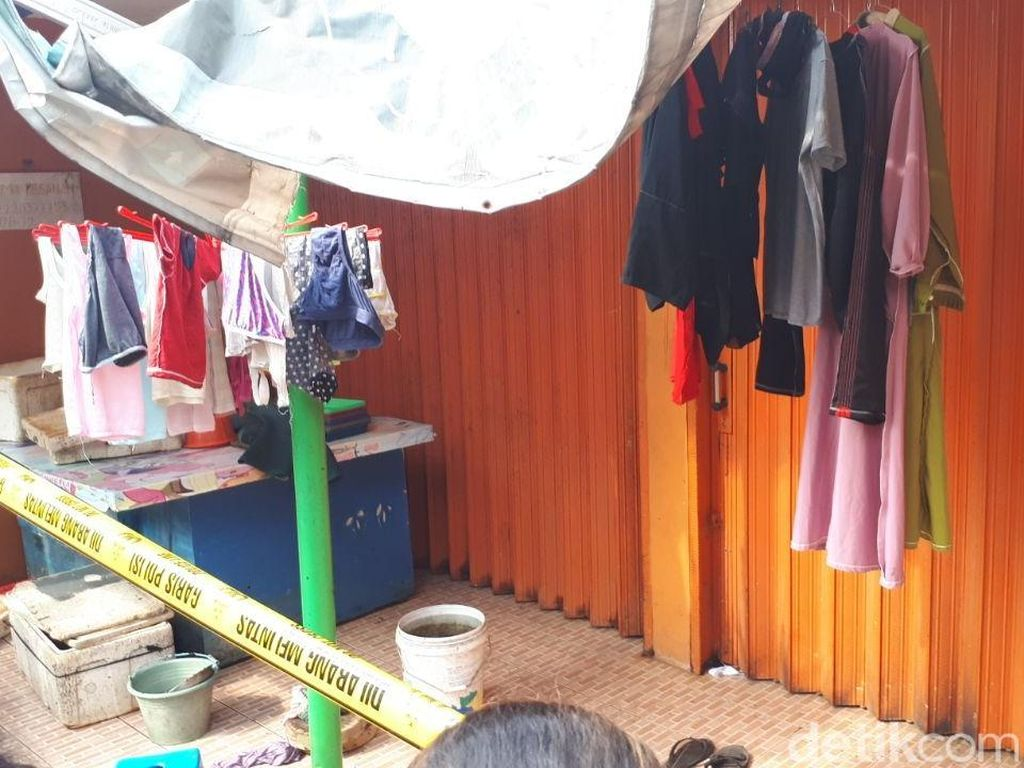 Cerita Warga Saat Penangkapan Teroris Tangerang Disertai Tembakan