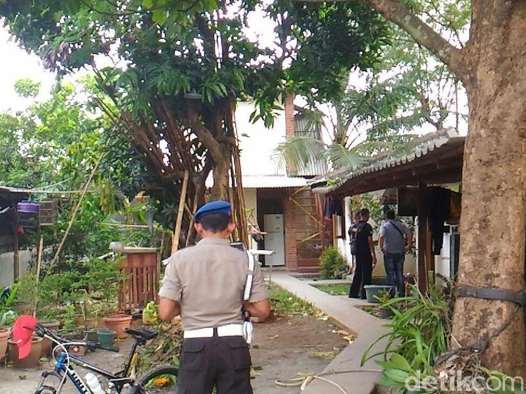 Ini Lokasi Kedua Penangkapan Terduga Teroris di Tangerang