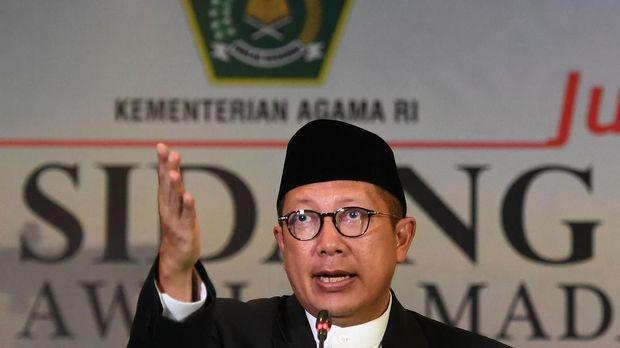 KPK Segel Ruang Kerja Menteri Agama Lukman Hakim Saifuddin
