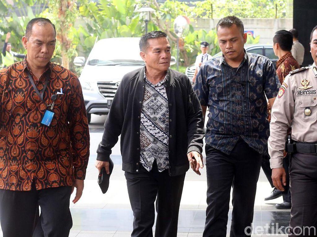 Perindo Pecat Dirwan Mahmud dari Jabatan Ketua DPW