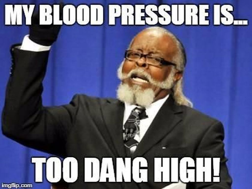 7 Meme Lucu yang Ingatkan Kita Soal Hipertensi