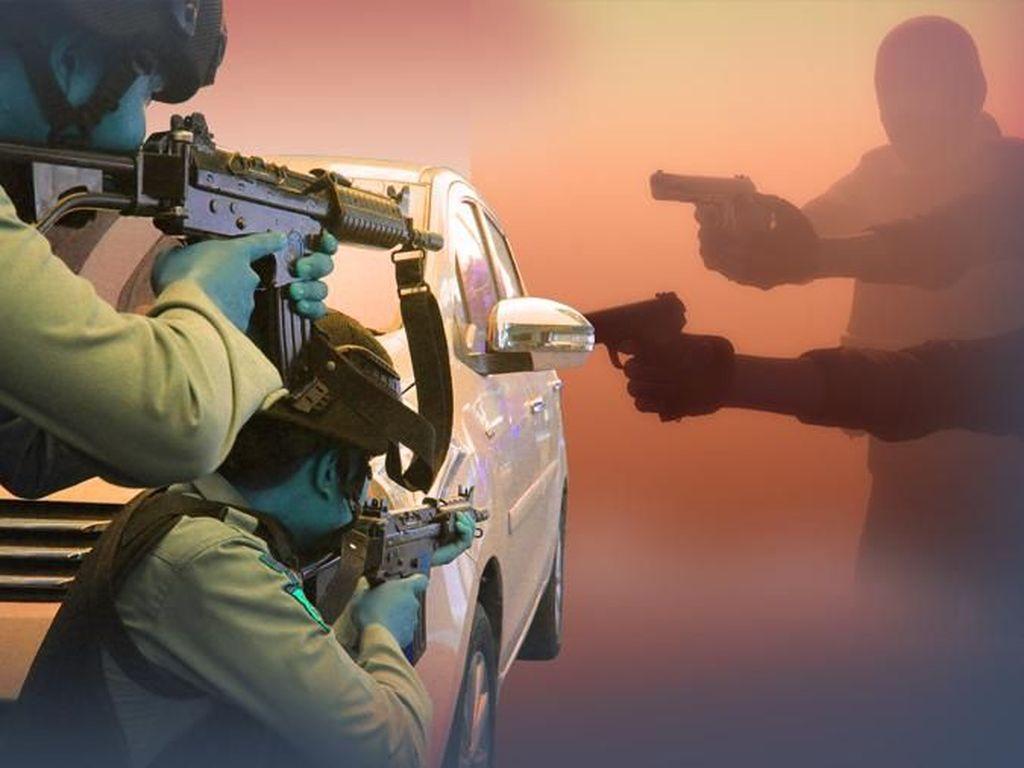 Selain Tulungagung, Densus 88 Juga Amankan Terduga Teroris di Nganjuk
