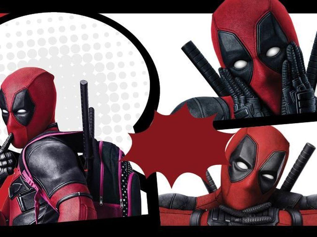 Marvel Comics Goda Pembaca dengan Perubahan Besar Deadpool