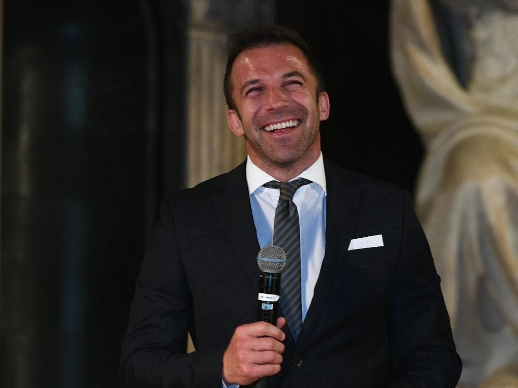 Del Piero Senang Lihat Juve Dibayangi Lazio dan Inter