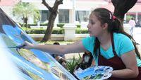 7 Seniman Disabilitas Terlibat Festival Bebas Batas