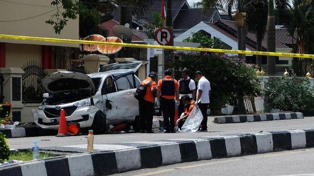 Penyerangan di Mapolda Riau
