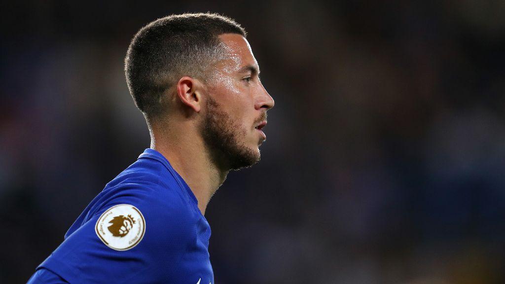 Rumor Transfer Terkait Chelsea: Hazard Hingga Higuain