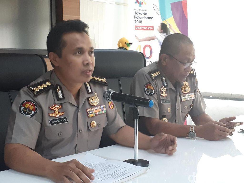 Fadli Ragu DPR Jadi Target Bom, Polri: Itu Keterangan Tersangka