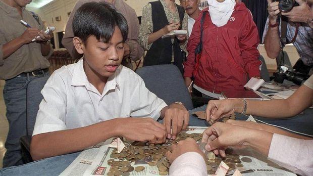 Cerita Taipan Ciputra dan Mochtar Riady di Krisis Moneter MBR