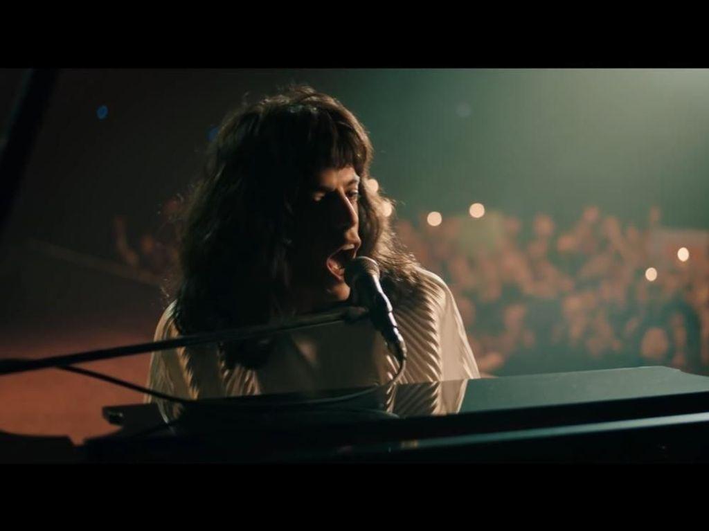 China Potong Adegan Orientasi Seks Freddie Mercury di Bohemian Rhapsody