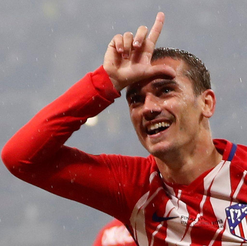 Teken Kontrak Baru, Griezmann di Atletico Hingga 2023