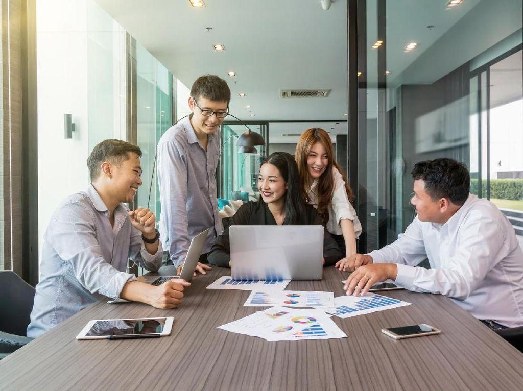 Pekerja Startup di Amerika Buktikan Puasa Bikin Kerja Jadi Lebih Fokus