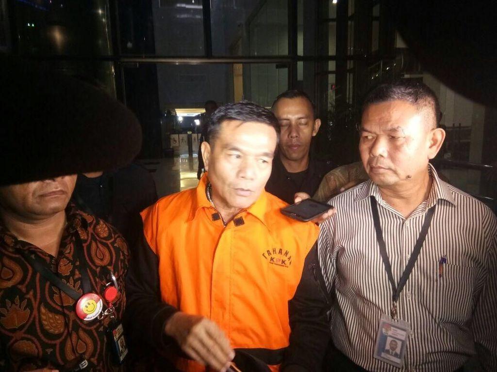 Kasus Bupati Bengkulu Selatan, KPK Geledah Rumah Vendor dan PNS