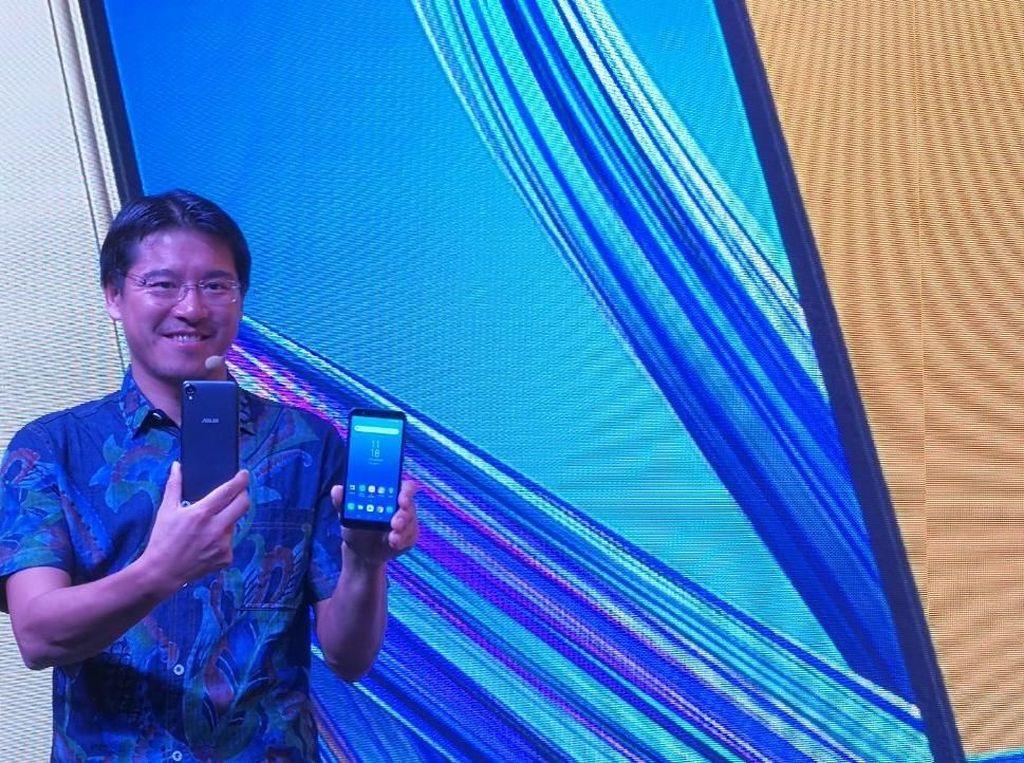 Zenfone Live (L1) Ikut Meluncur, Harganya Cuma Sejutaan