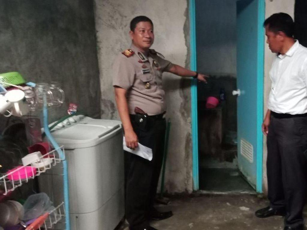Densus 88 Tangkap Seorang Penjual Pisang di Jombang