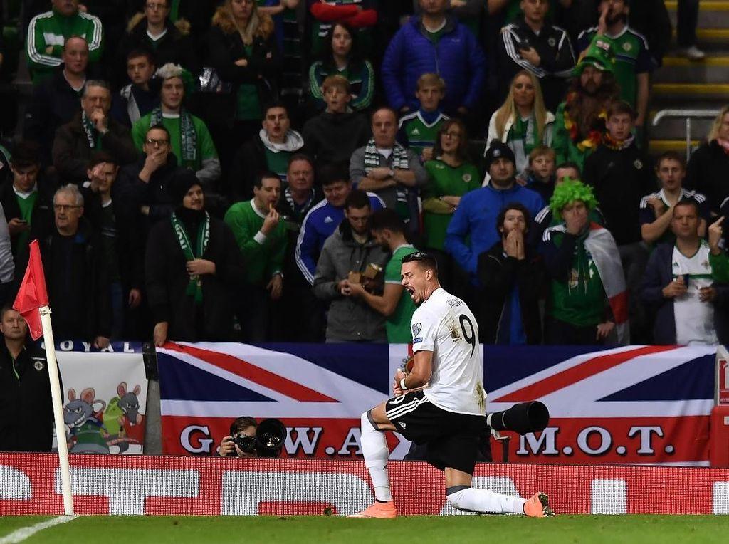 Tak Dipanggil Jerman untuk Piala Dunia, Sandro Wagner Pensiun dari Timnas