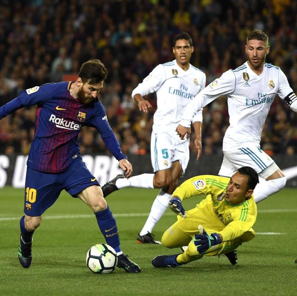 Messi Akui Madrid Spesial