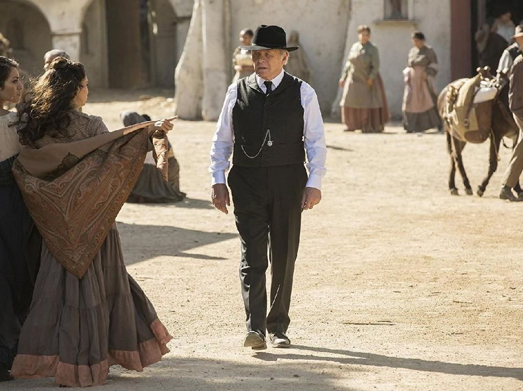 Menggali Pandangan Jonathan Nolan Sosok di Balik Westworld