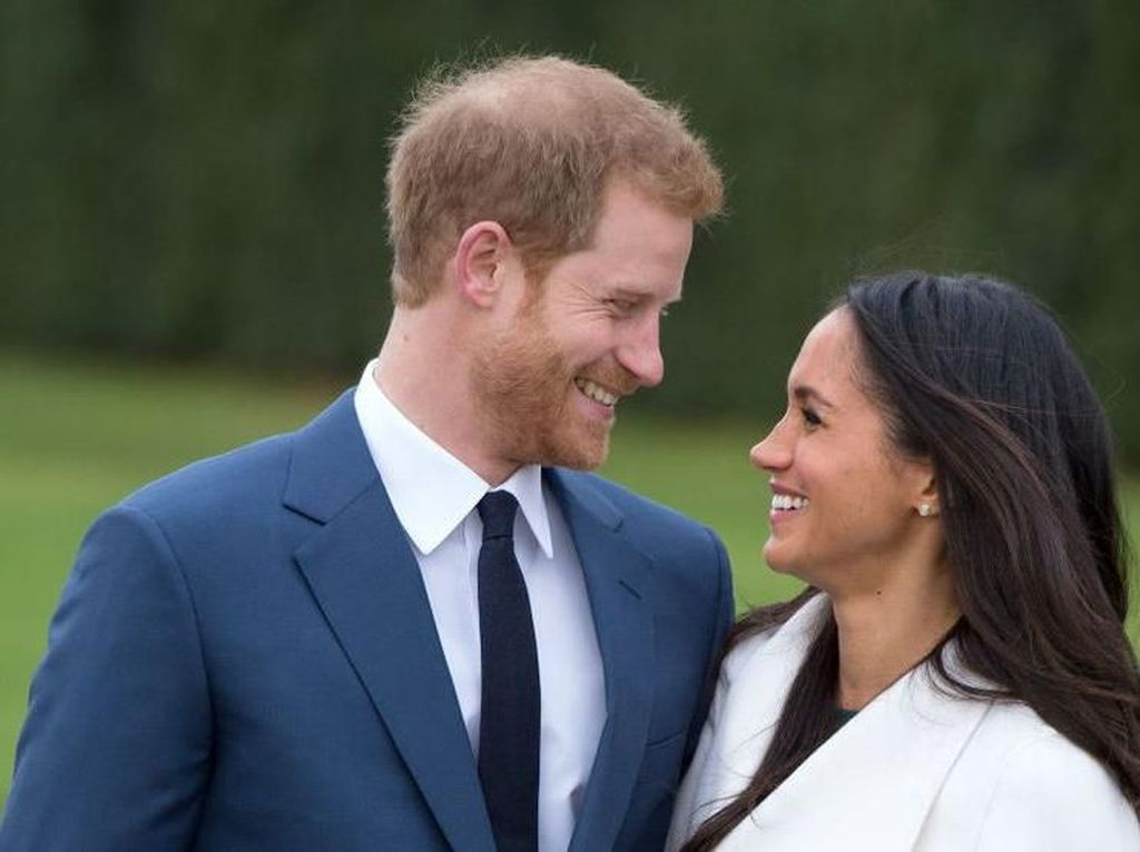 Mantan Chef Istana Prediksi Menu Pernikahan Pangeran Harry dan Meghan Markle