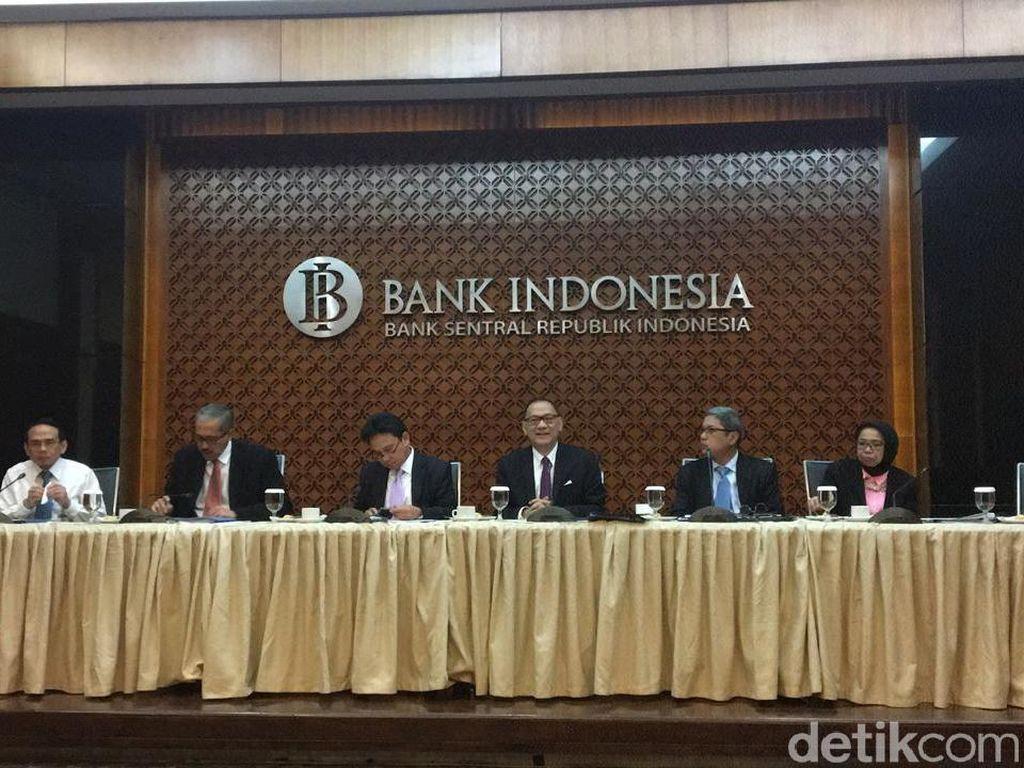 Kado Terakhir Agus Marto di Bank Indonesia